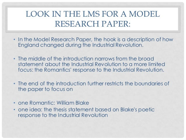 industrial revolution source based essay