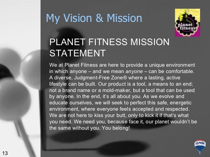 business plan fitness planet We at planet fitness have boiled our business down to the things that our members really want in a health club - clean,  the business plan area is locked.