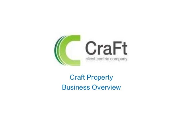 CraFt Property