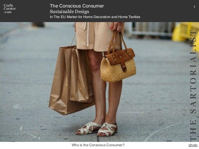 Craftscurator theconsciousconsumer-sustainabledesign