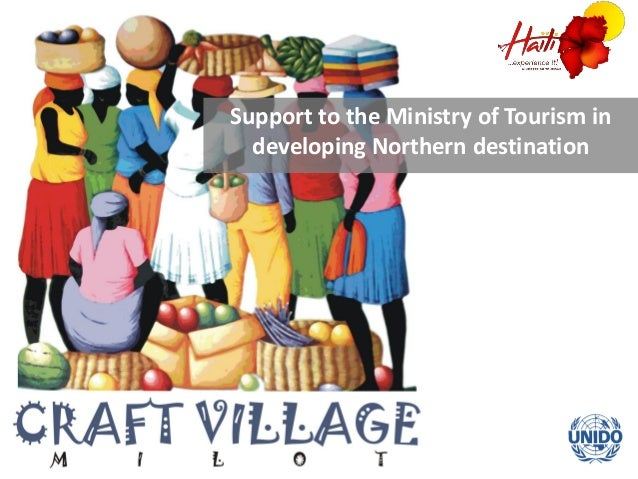 Support to the Ministry of Tourism in  developing Northern destination