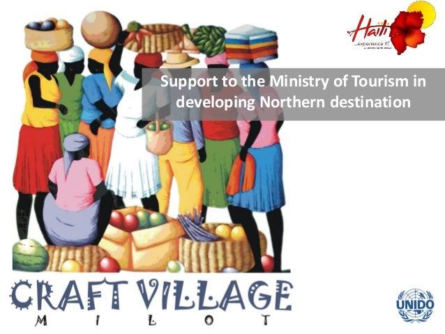 Projet de Village Créatif à Milot