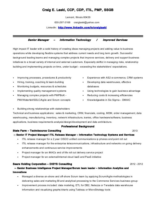 william cox mba qpm csm pmp cphims resume for pmo ppm