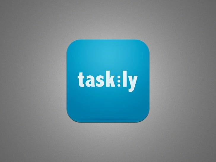 task.ly pitch deck