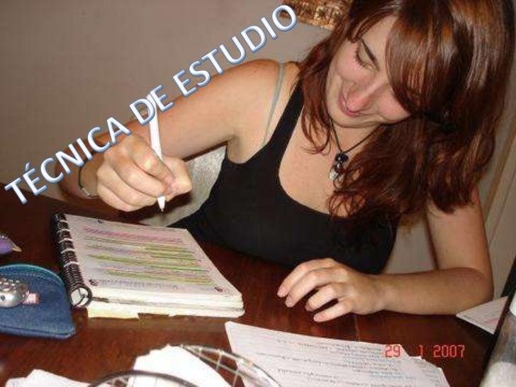 Método de Estudio