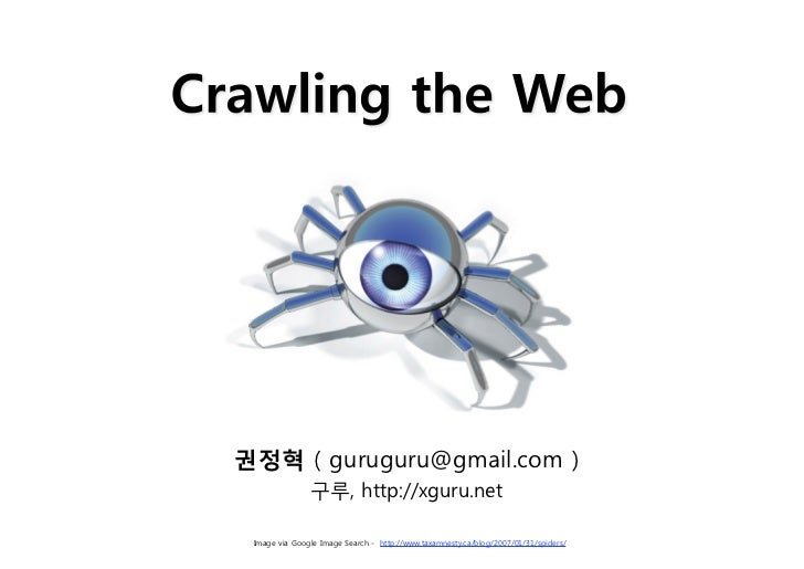 Crawling The Web