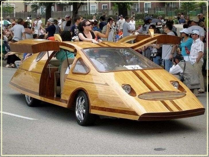 Crazy carparade