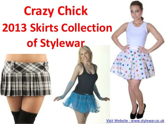 Crazy chick  skirts collection of 2013