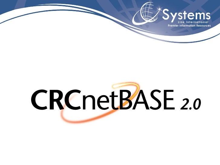 Crc Net Base