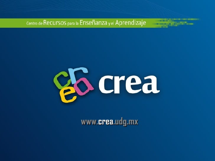 CREA - Centro de Recursos para la Enseñanza y el Aprendizaje