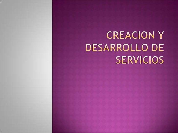  Elconcepto de servicio describe la forma en la cual una empresa desea ser percibida por sus clientes, empleados, socios ...