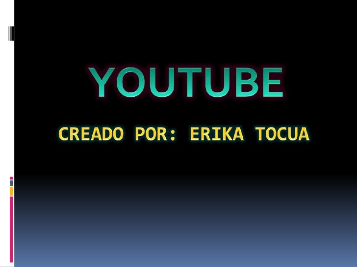 Desde mayo de 2007 en YouTube empezaron a apareceranuncios publicitarios bajo el nombre del usuario delproducto que anunci...