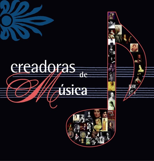 Creadoras musica