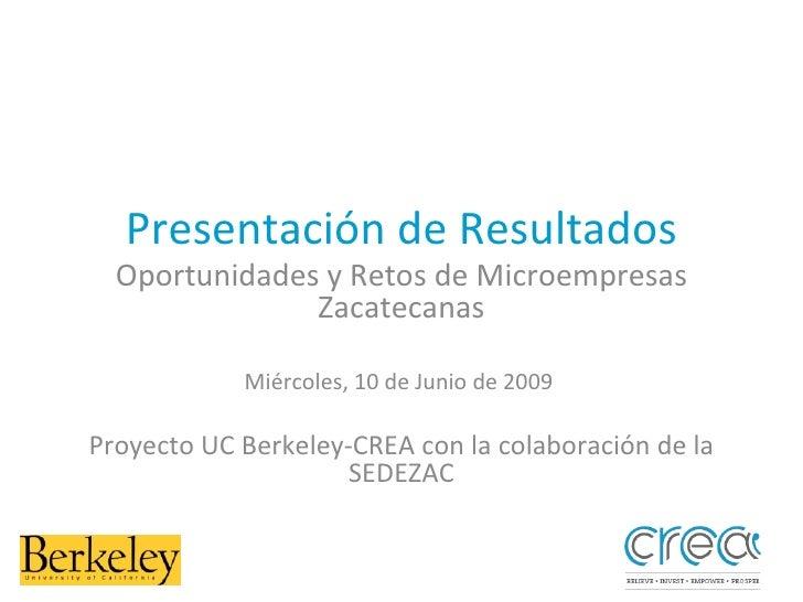 Presentación de Gabriela Enrigue, Conferenciante de 9/22 en HS482: CREA