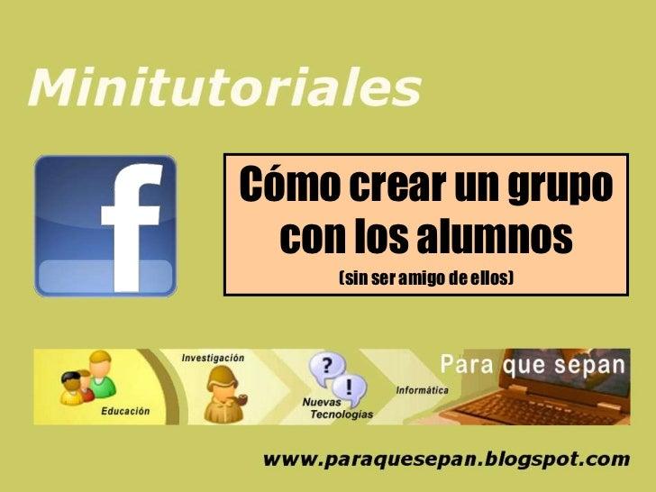 Facebook Fotos Sin Ser Amigos Los Alumnos Sin Ser Amigo