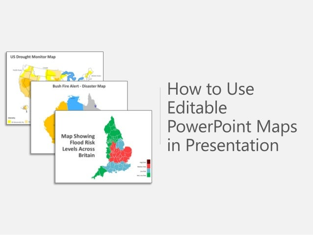 Sample Use of Create Informative Reports Natural Calamities Using Maps - PowerPoint Presentation