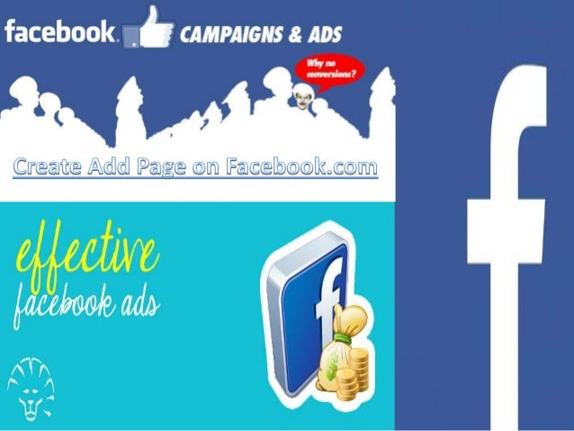 Create add page on facebook_Yogesh Kadam