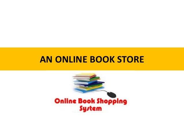 Create an online bookstore