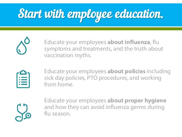 How to Avoid Workplace Flu picture