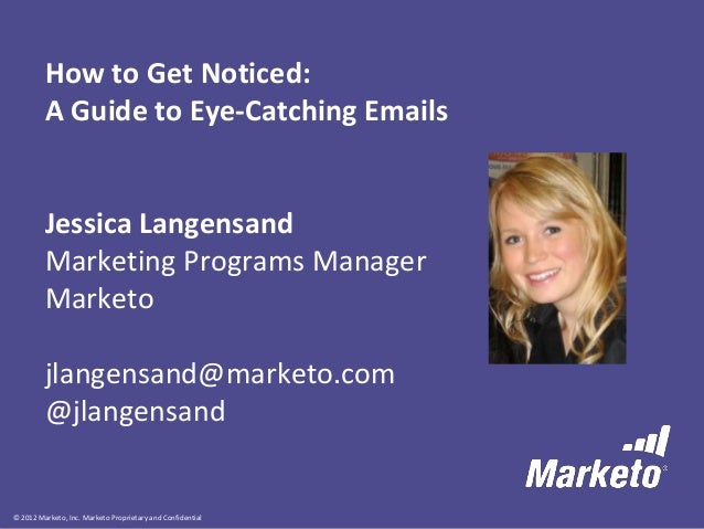 How to Get Noticed: A Guide to Eye-Catching Emails
