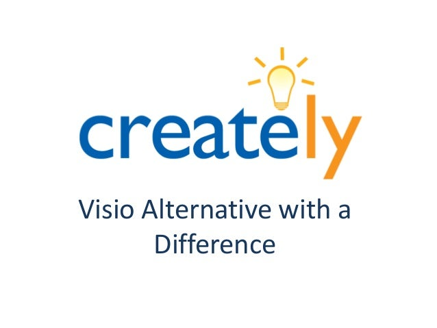 Visio Alternative with a Difference