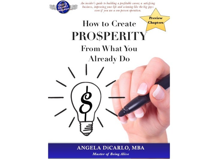 An insider's guide to building a profitable career, a satisfying  business, improving your life and winning like the big g...