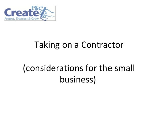 David Reilly, Create ts & cs, The Business Journey 4 Feb 2014