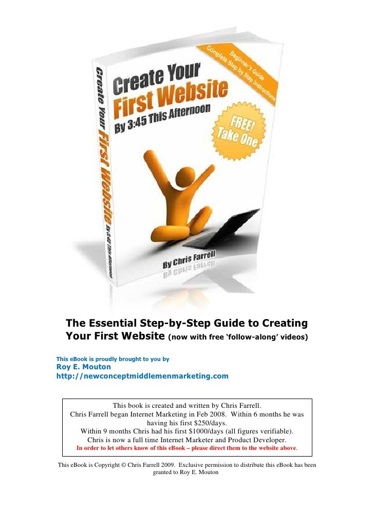 Create your first_website_ Free Gift