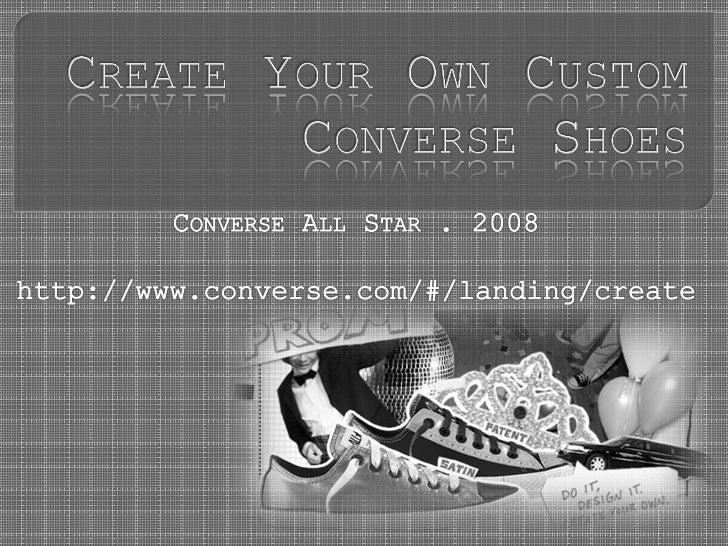 As Converse All Star são uns sapatosclássicos que estiveram no seu auge pordécadas, mas ainda hoje estão na moda docalçado...