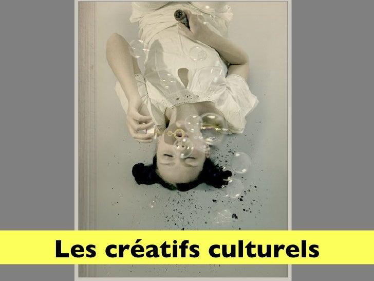 Creatifs Culturels