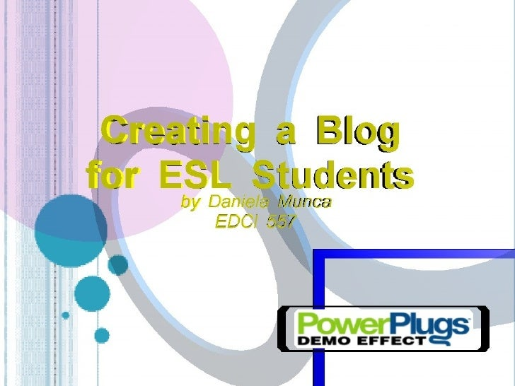 Creating A Blog Activity For Esl Students 1194994540404036 2