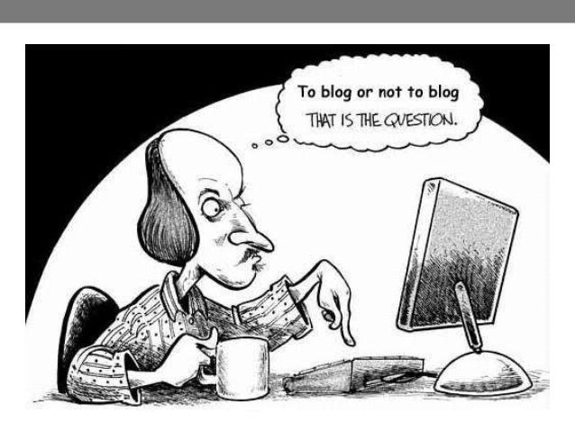 CREATING A BLOG  Using Edublogs.org