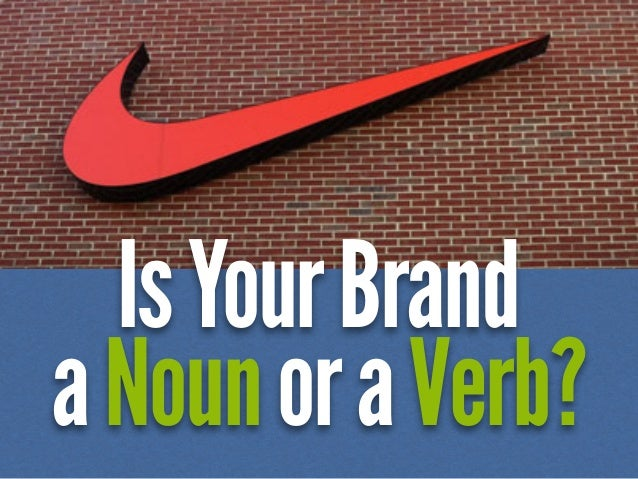 Is Your Brand a Noun or a Verb? How to Build a Memorable Brand Experience