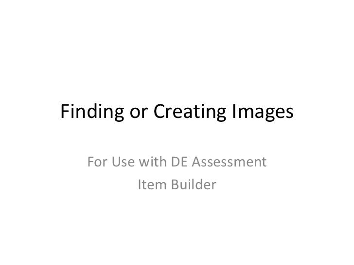 Creating and downloading images