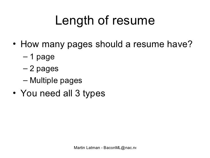6 Length Of Resume Ullihow Many Pages Should. 6 Length Of Resume Ullihow Many  Pages ...