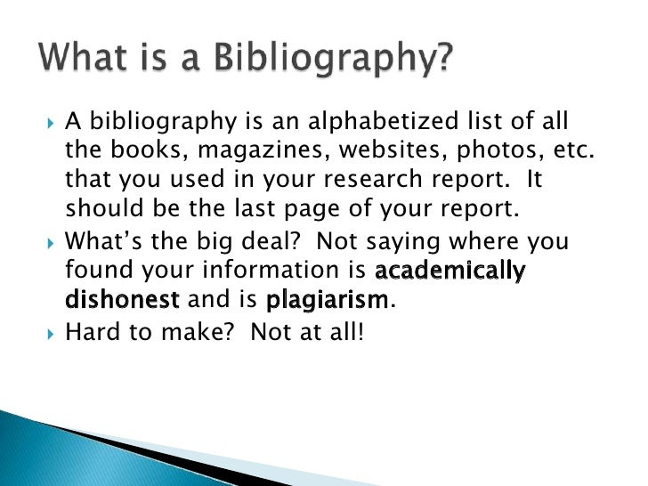 write a bibliography In this video we are going to cover what a bibliography is, why they are used, various types of bibliographies, how to create a bibliography, and.