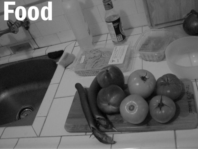 Creating Impact Project example: reducing food waste