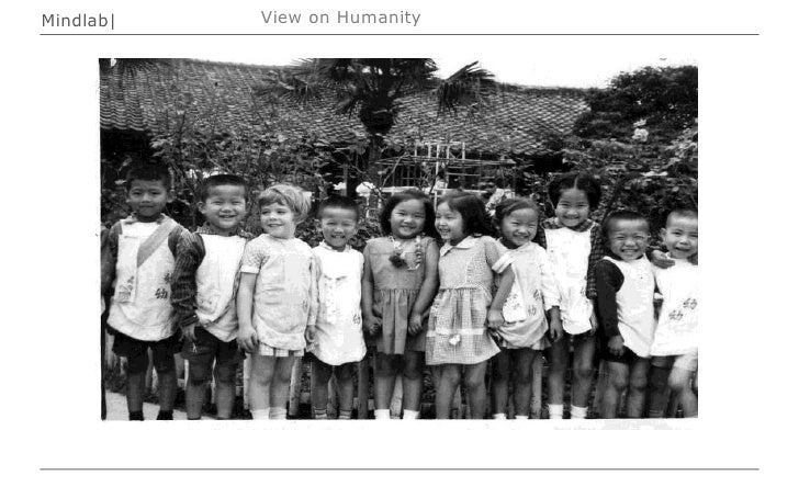 View on Humanity<br />