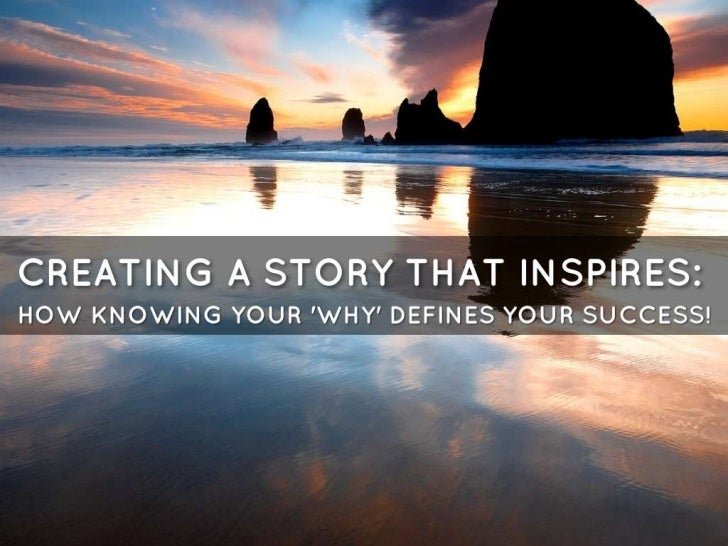 Creating stories that inspire