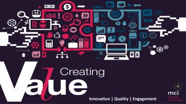 Innovation | Quality | Engagement
