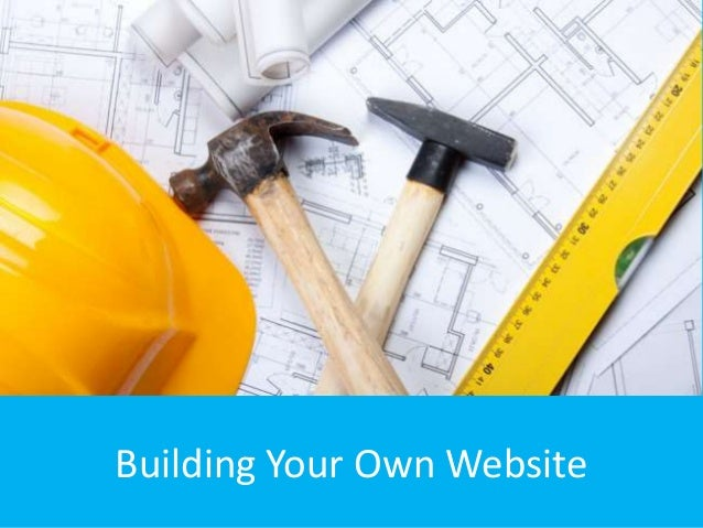 Create Your Own Website Quickly For Free For It
