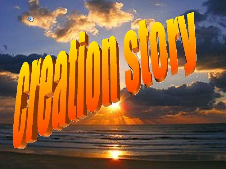 Kyle's Creation Story