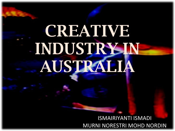 Creative Industry In Australia