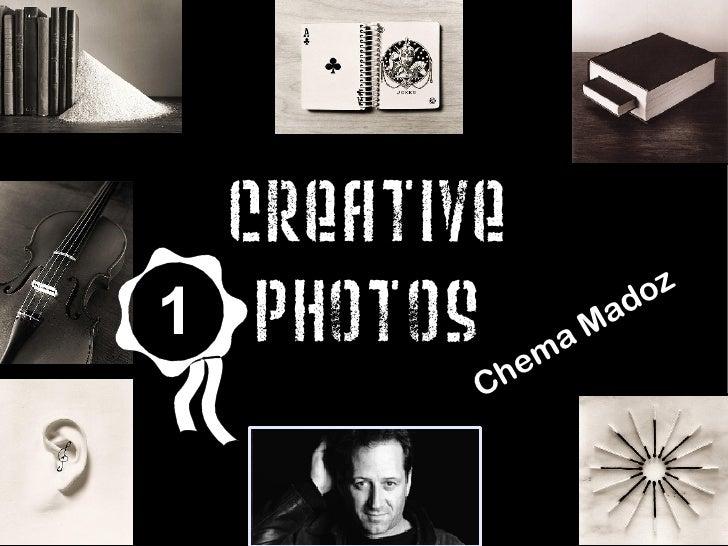 Creative Photos by Chema Madoz Part 1
