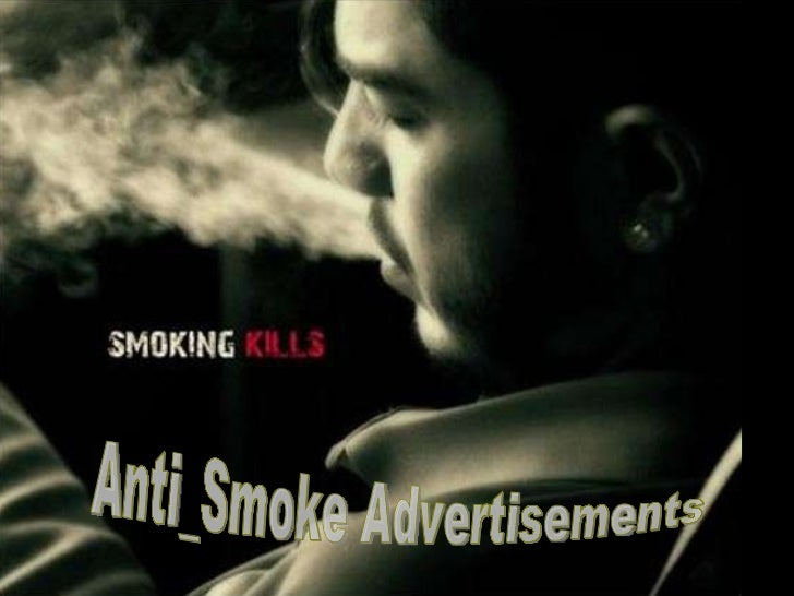 Creative anti smoking advertisements (catherine)