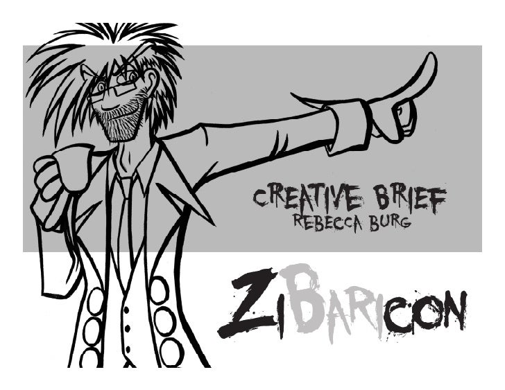 ZiBaricon Creative Brief