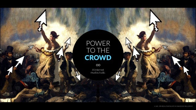 Creative Cities - Power to the Crowd