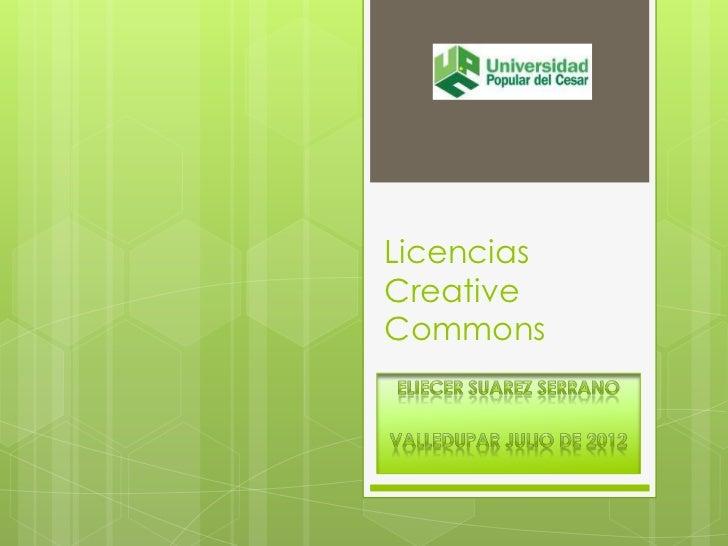LicenciasCreativeCommons
