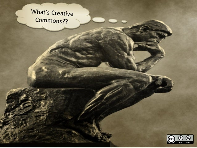 What's Creative Commons??