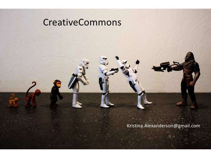 CreativeCommons<br />A Theory of Evolution (of the Stormtrooper) by Stéfan CC (by, nc, sa)<br />Kristina.Alexanderson@gmai...